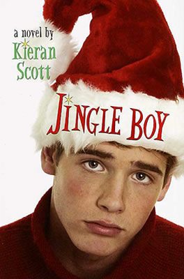 Jingle Boy by author Kieran Scott